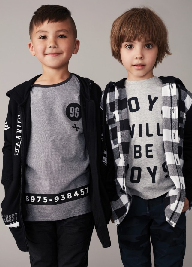 George Kids AW17 Campaign