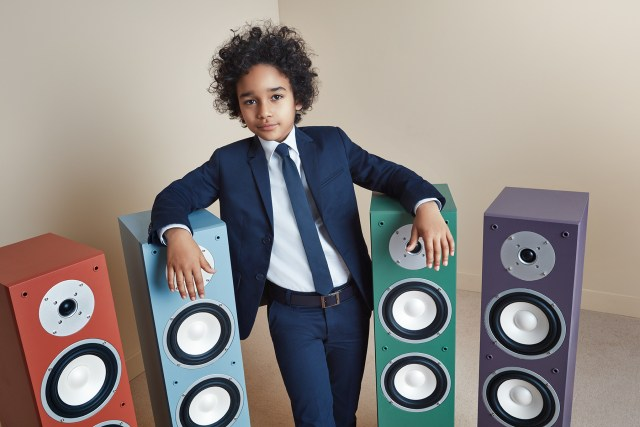 Hugo Boss Kids AW17 Campaign