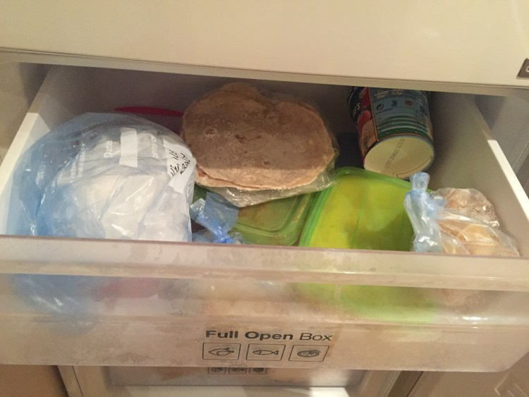 whats in my freezer