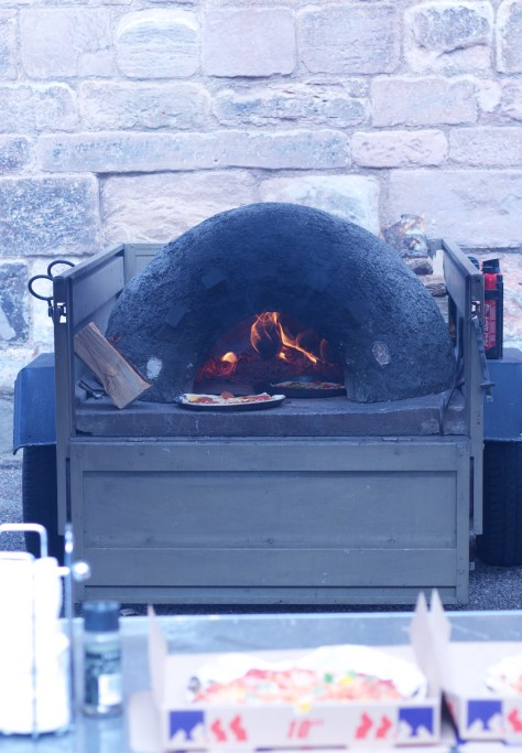 Earth & Fire Pizza Oven