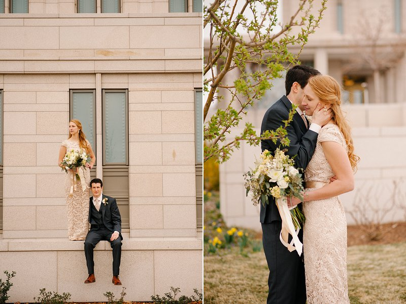 Liz  Todd Oquirrh Mountain Temple Wedding  Brooke Schultz Photography