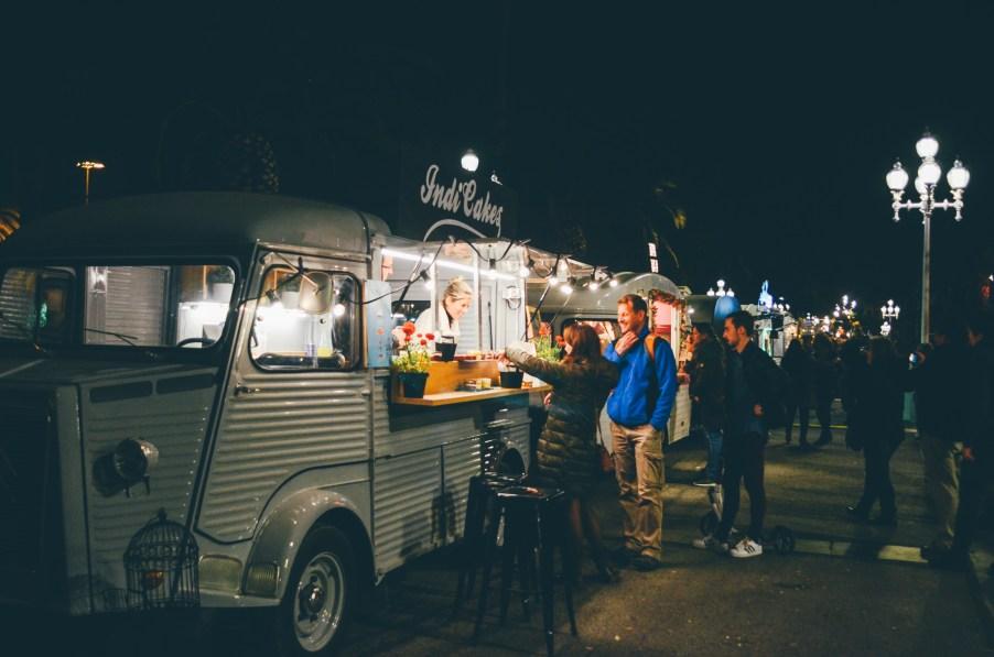 Livin the culinary street food dream!