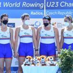 Brookes athletes crowned U23 World Champions