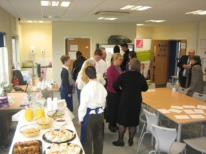 Brookfields Employers network lunch