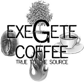 Exegete Coffee logo