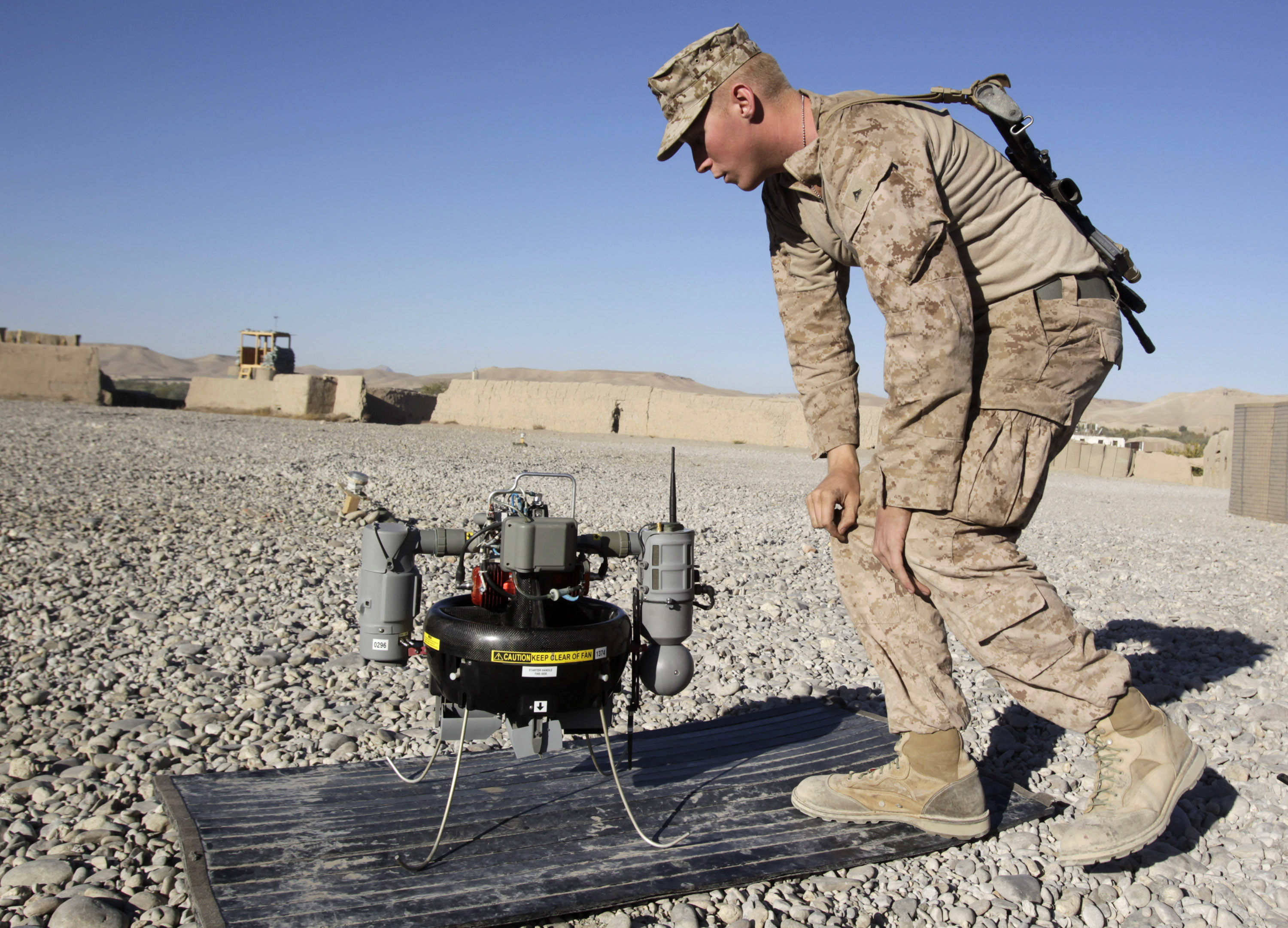 Why Drones Work: The Case For Washington's Weapon Of Choice