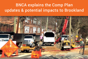 BNCA explains the Comp Plan updates and potential impacts to Brookland