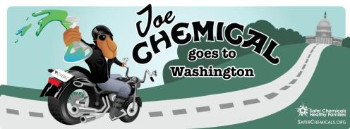 Joe Chemical illustration