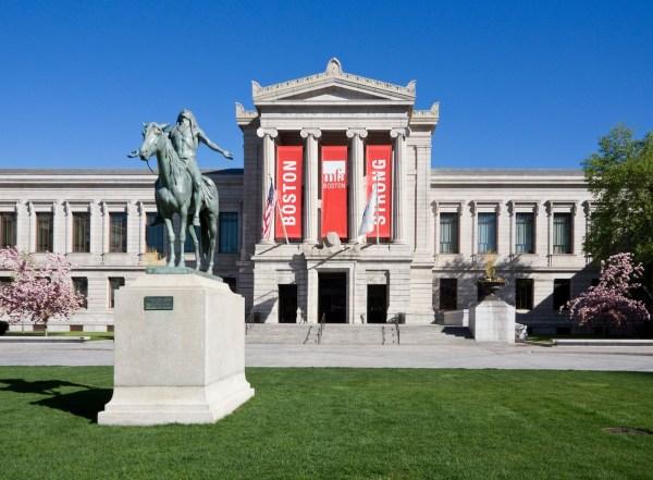 Museum Of Fine Arts Brookline Ma