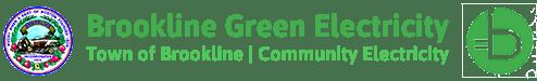 Brookline Green Electricity