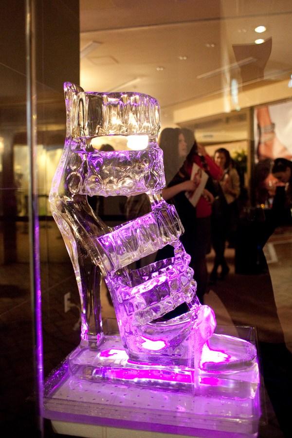 Ice Design Sculpture Boston Brookline Ma