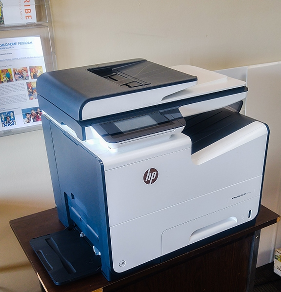 Self Service Copier / Printer