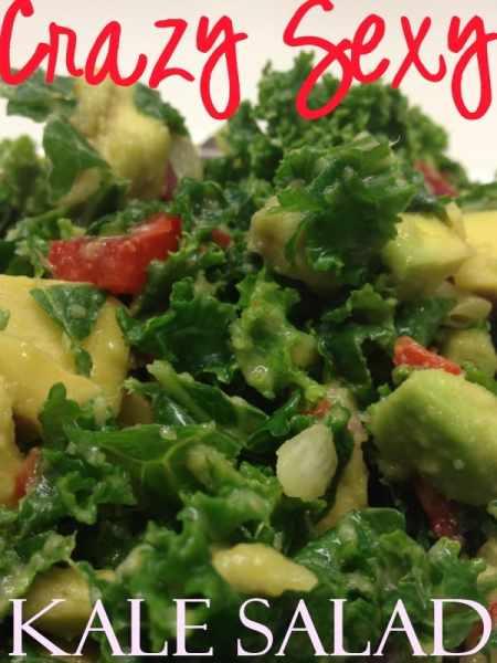 Kale Salad – Just Yum.