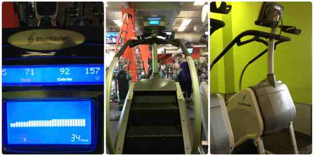 blink fitness machines