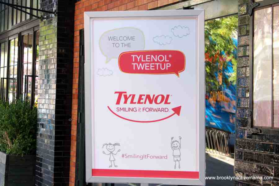 Tylenol Teams Up with Children's Health Fund for #SmilingItForward