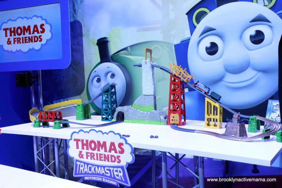 Thomas and Friends Mattel Preview 2014