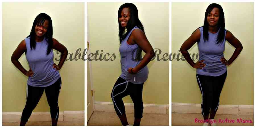 An Inspirational Workout with Billy Blanks + A Fabletics Review