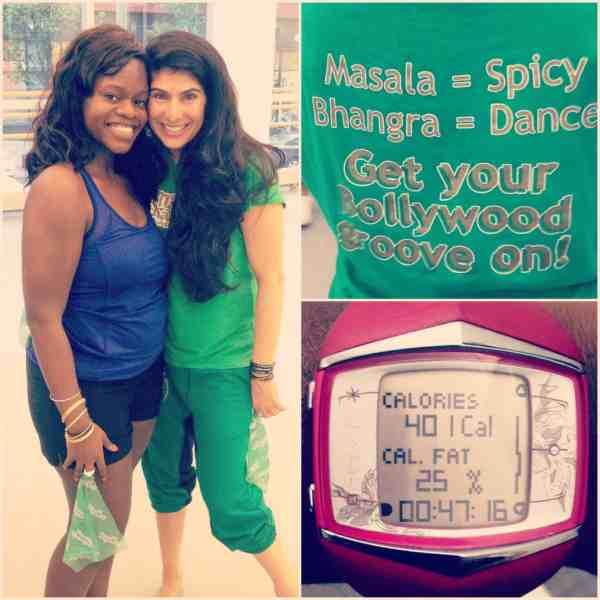 Masala Bhangra by Sarina Jain – Burn The Calories with Indian Dance Fitness!