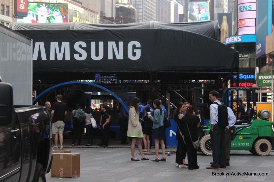 ditch the dslr event times square
