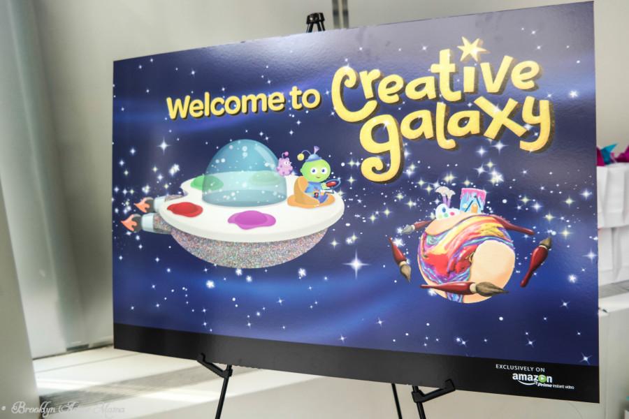 amazon prime creative galaxy