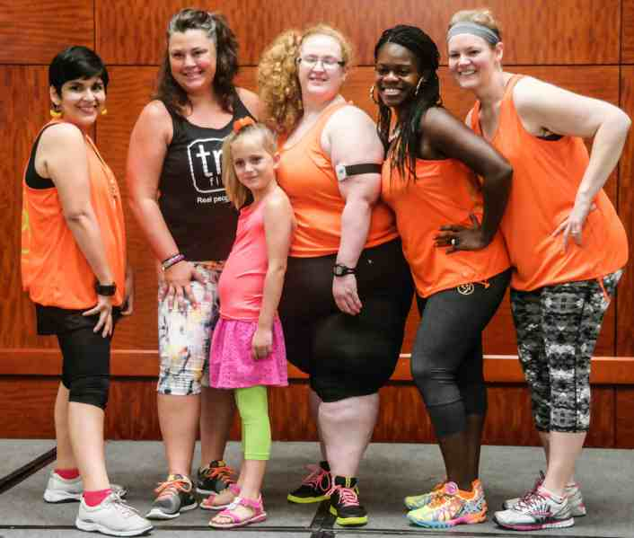 Fitbloggin 14 Savannah The Finale: My Zumba Video, Media Kits & 5k Recap