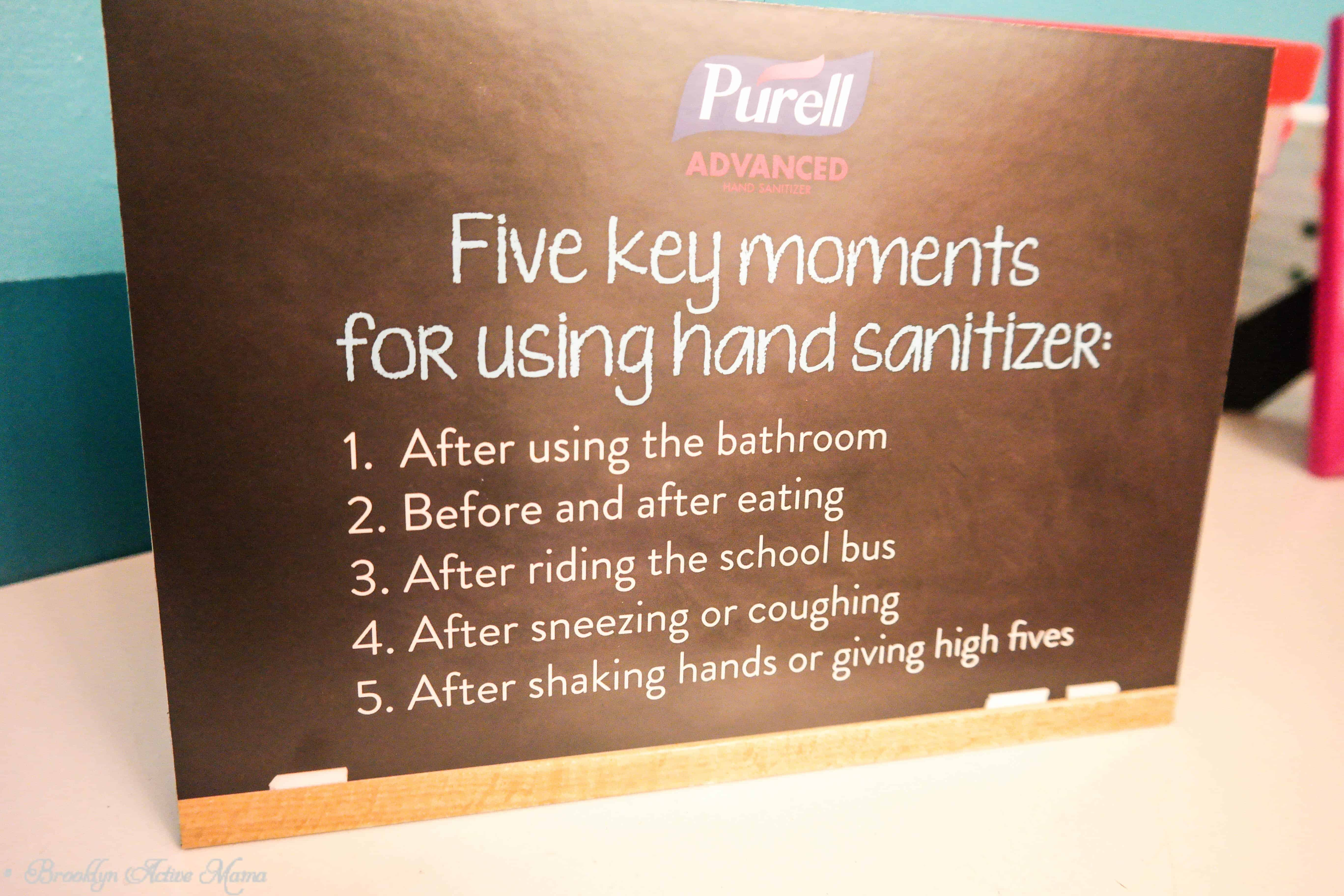 Healthy Hand Habits With Purell Purellbts