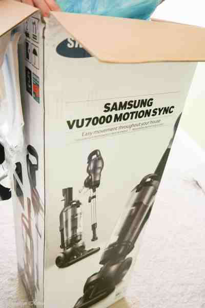 BAM Reviews: Samsung VU7000 Motion Sync Upright Vacuum
