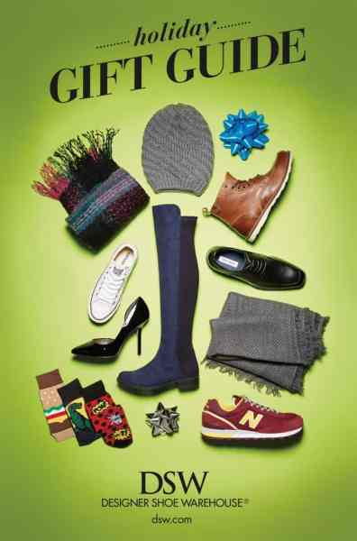 DSW Gift Guide