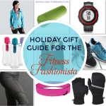 Holiday Gift Guide for the Fitness Fashionista! Items for ALL budgets!