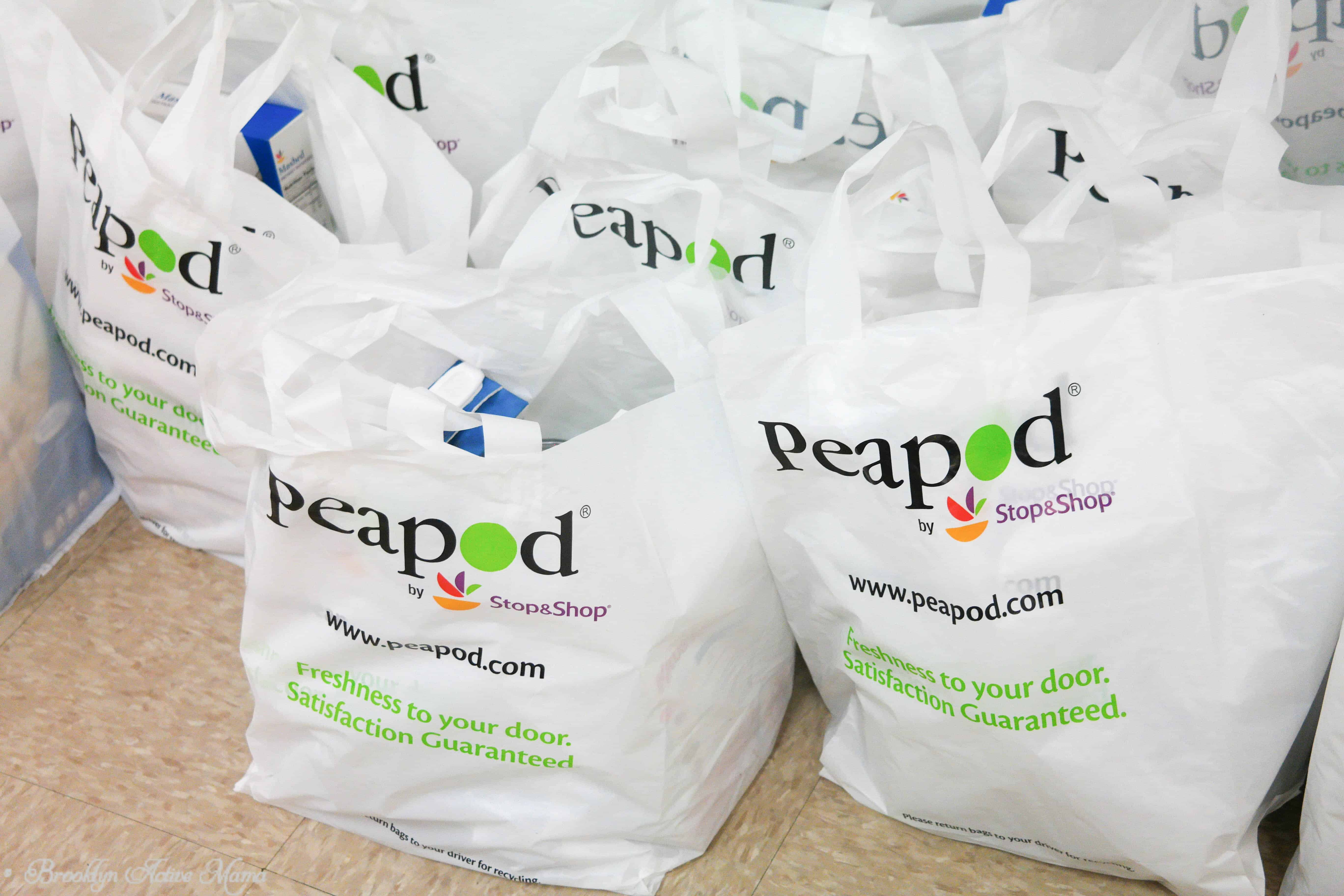 Holiday Giving Peapod Delivers Goodwill to Brooklyn Families