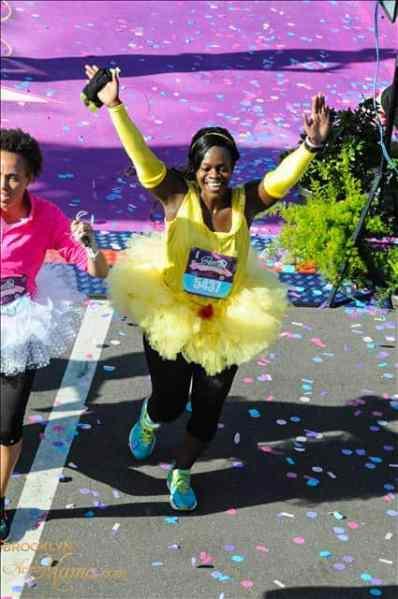 Princess Half Marathon 2015 Recap Part 2: The Course, Characters and Congestion