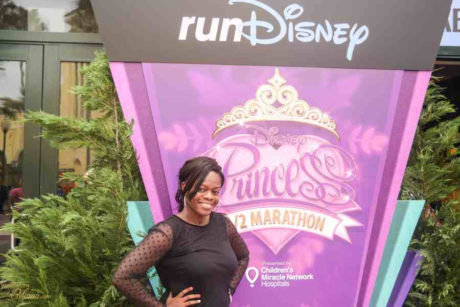 Princess Half Marathon 2015 Recap Part 1: Expo, New Gear & Costumes