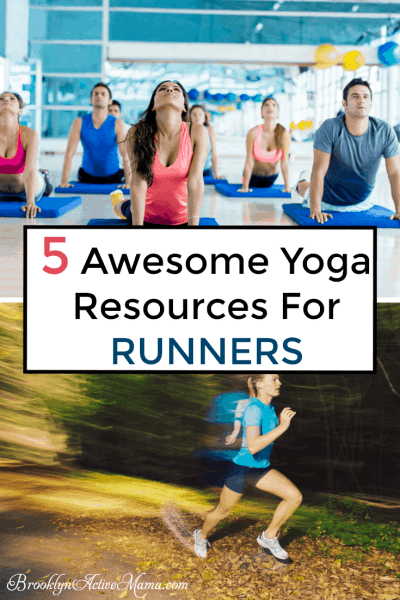 5 Awesome Yoga resources for Runners