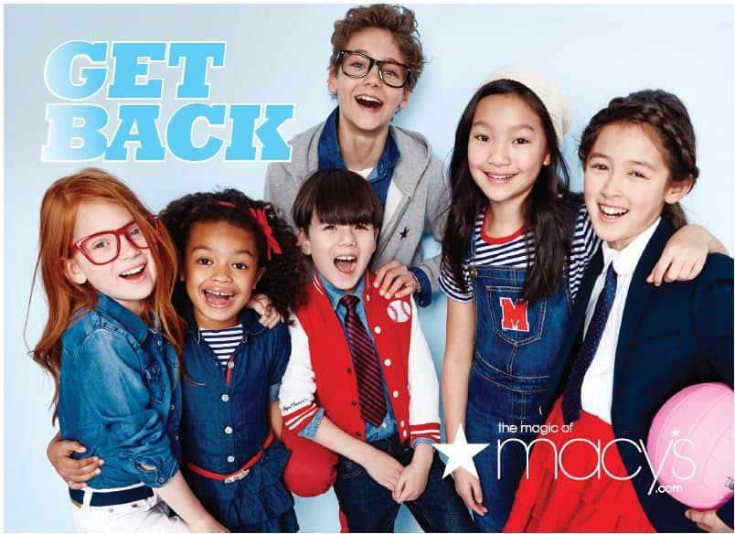 NYC Event Alert: Back To School With Macy's on 9/26!