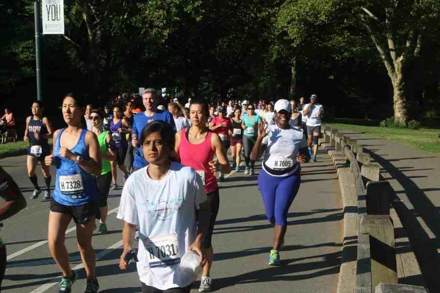 Road To The NYC Marathon: Vacation Miles – Week 8 + 9 Recap