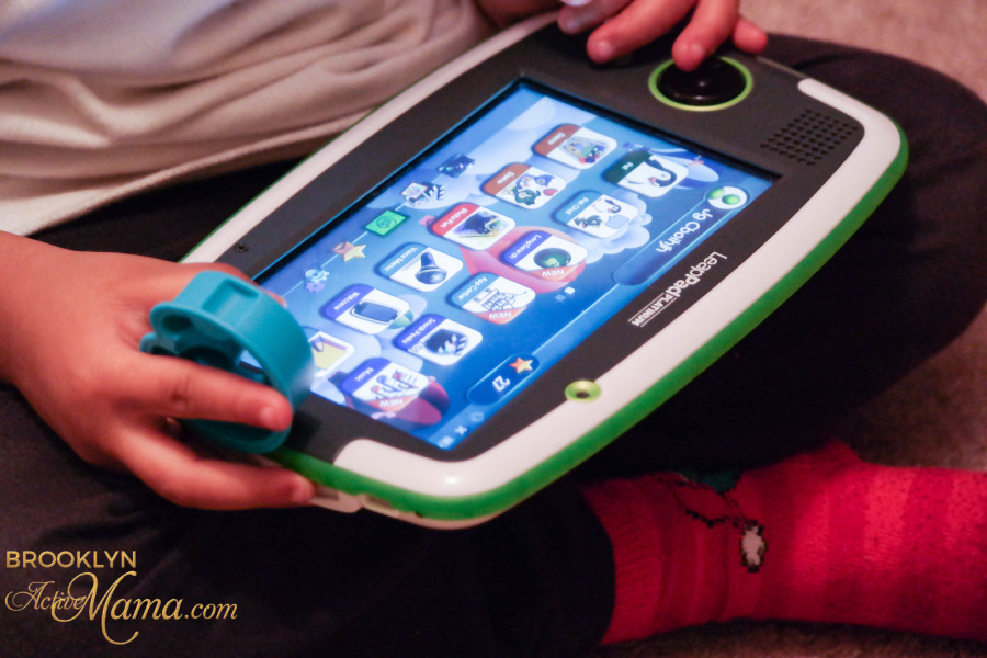 LeapPad Platinum, ImagiCard & Word Whammer Mom Review-9645