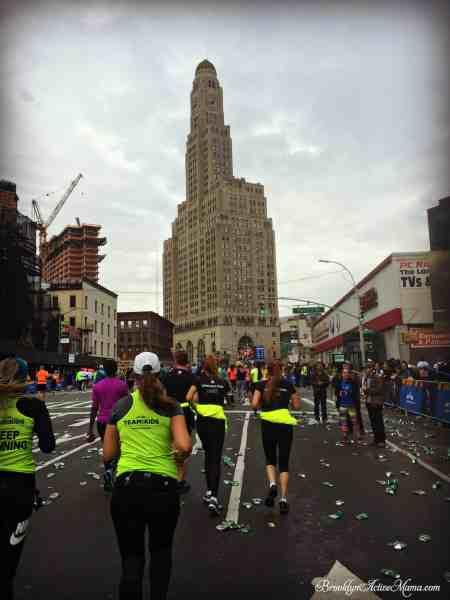 2015 NYC Marathon Recap