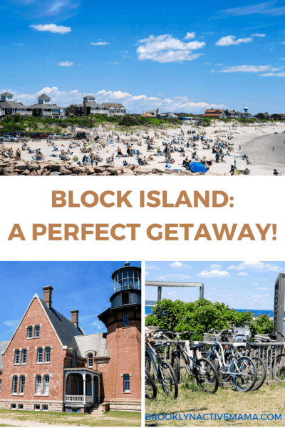 Block Island, Rhode Island is the perfect getaway from all the noise with 17 miles of beach and Victorian style accommodations, you will never want to leave!