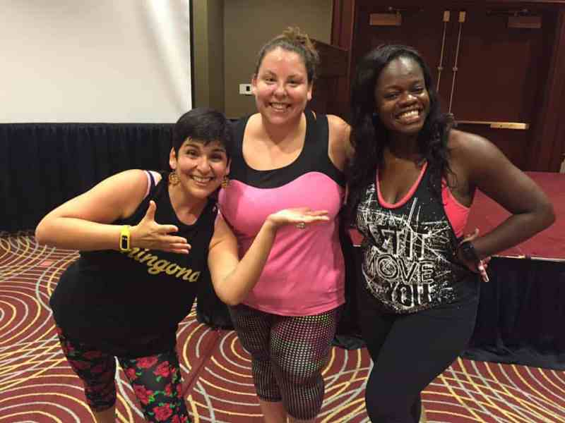 Fitbloggin 2016: Great Sessions, Great Workouts & A Dash Of Controversy