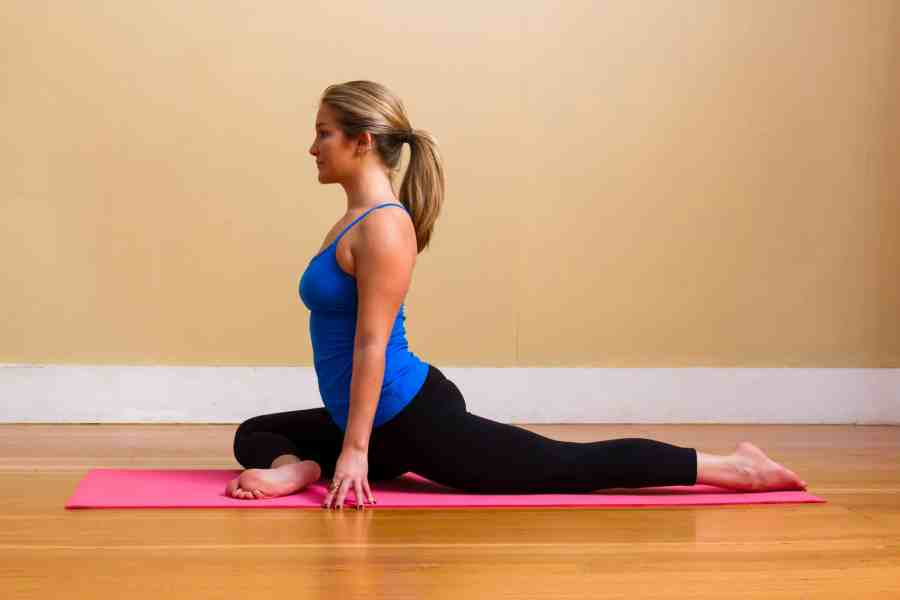 At Home Yoga Routines For Beginners