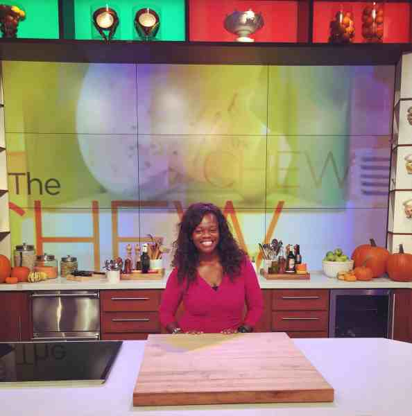 That One Time I Sat at the Tasting Table of The Chew