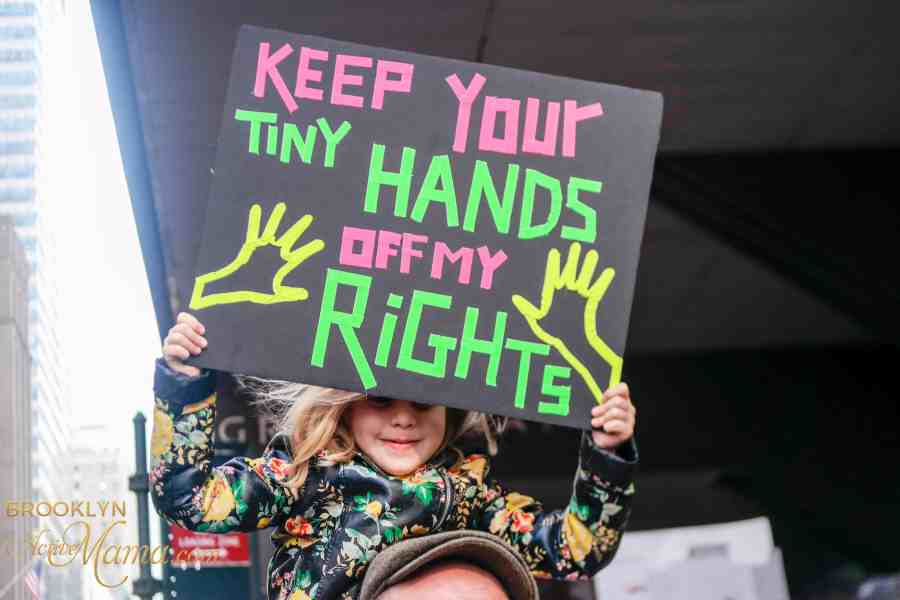 Womens March NYC: 40+ Unyielding Original Images From The Inspiring Day