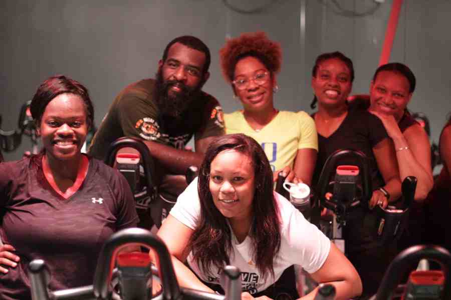 BAM FREE NYC Workout Class Series Recap: Swerve Fitness