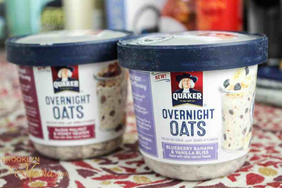 New Quaker Overnight Oats Will Redefine Your Breakfast Routine