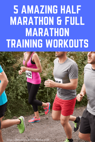 6 Amazing Half Marathon & Full Marathon Training Workouts