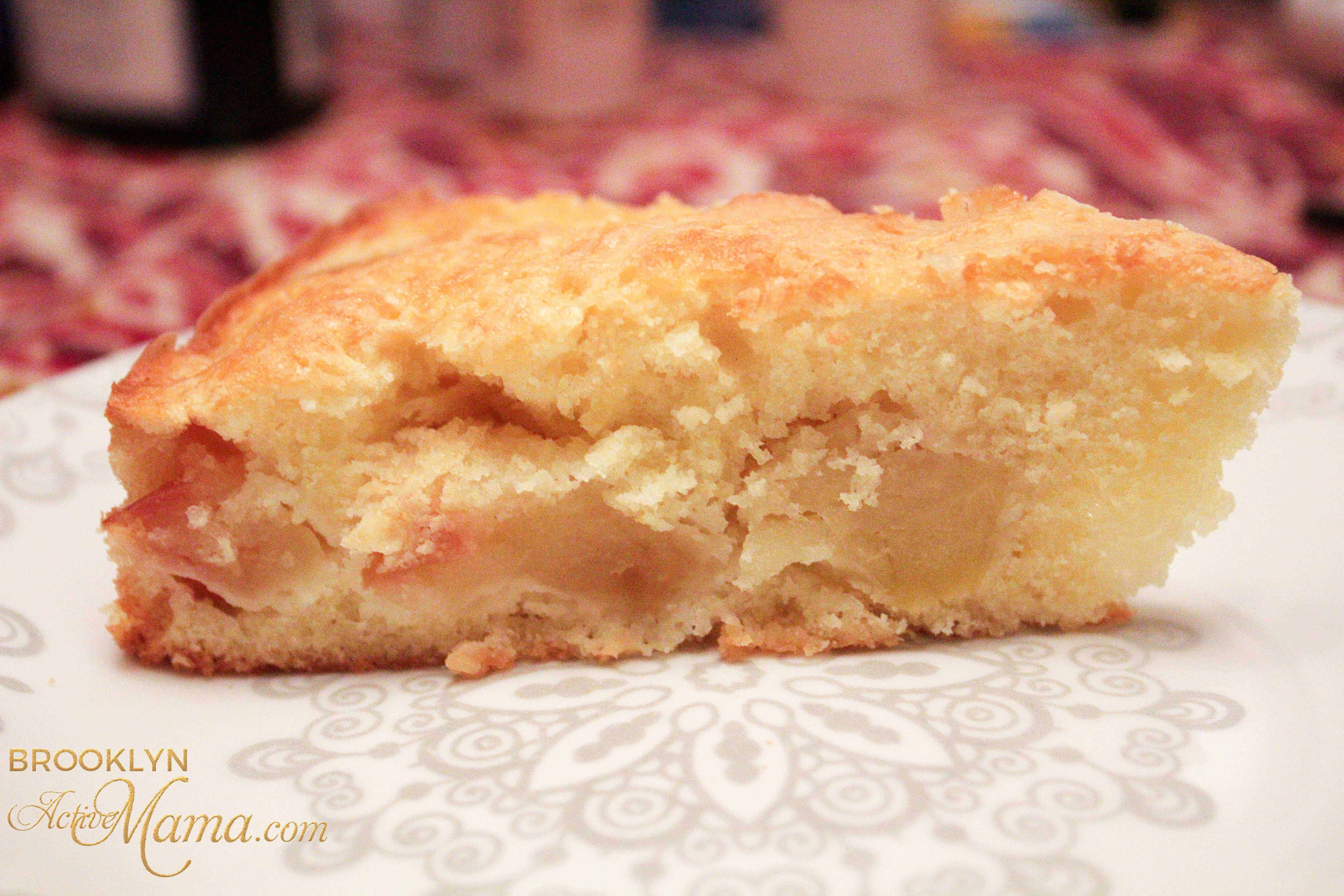 This amazing moist apple cake recipe is so perfect for the holidays. It is perfect with a little whipped cream or even ice cream. Served warm is even better! This recipe will be a hit for your family!