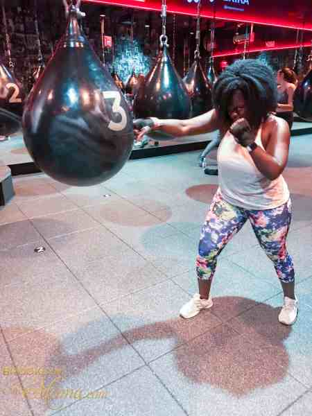 Why I'm Obsessed with Boxing at Rumble NYC!