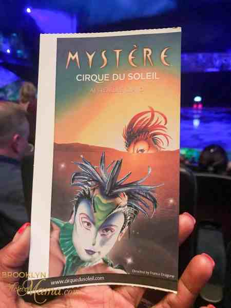 A Review Of The Cirque Du Soleil Show – Mystere