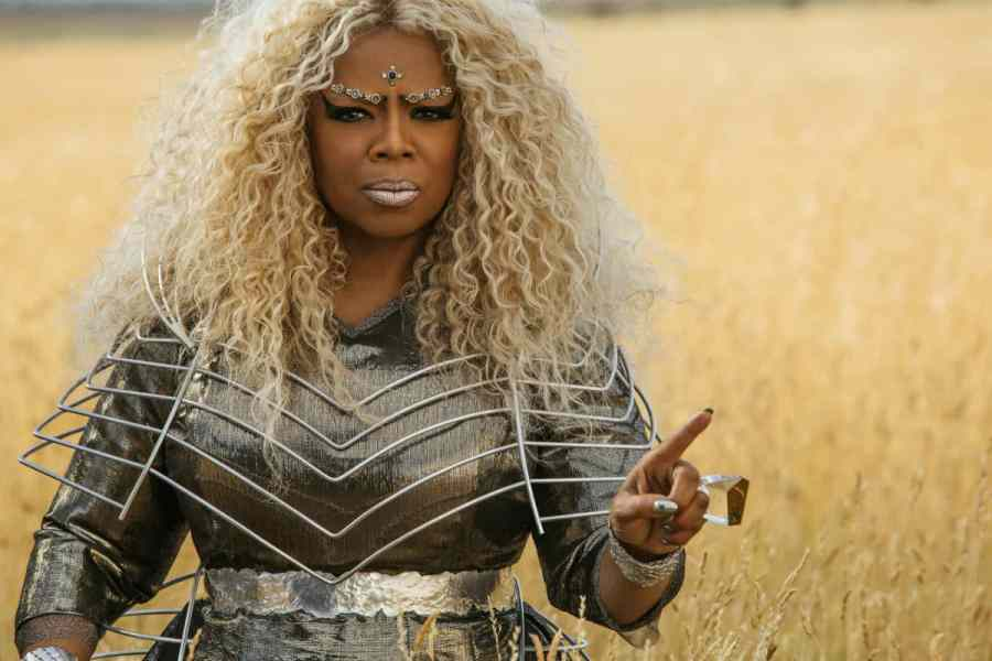 oprah winfrey is mrs which in disneys a wrinkle in time