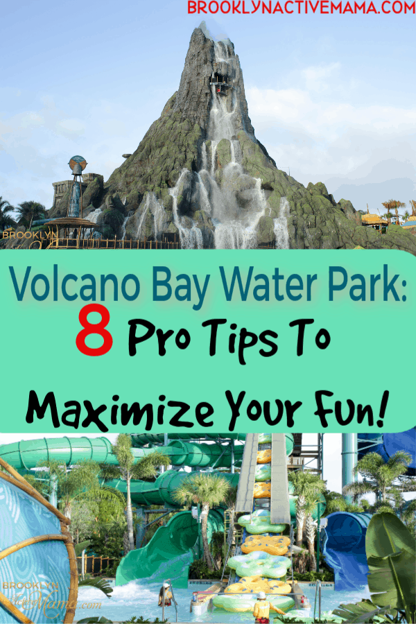 The Volcano Bay Water Park at Universal Studios Orlando is one of newest and most fun waterparks in the US! There are a few things you should know before you visit so you and your family can have a spectacular time! Check out these 8 Pro Tips for Volcano Bay Water Park!